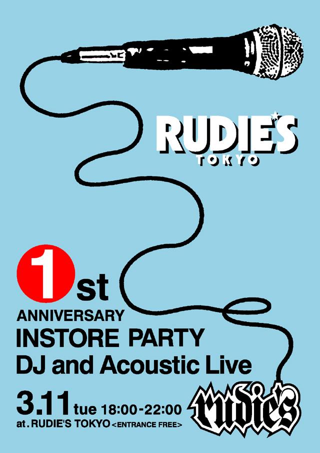 RUDIE'S TOKYO 1stANV.jpg
