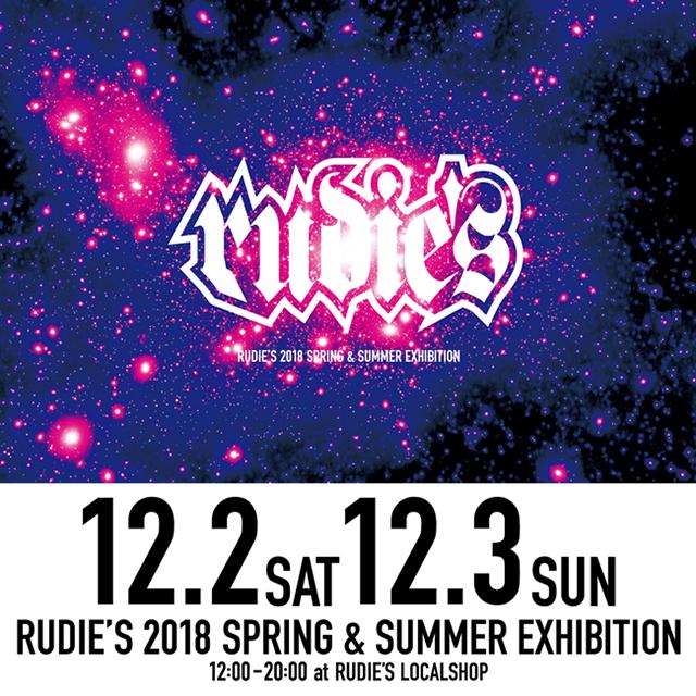 RUDIE'S 2018SS EXHIBITION.jpg